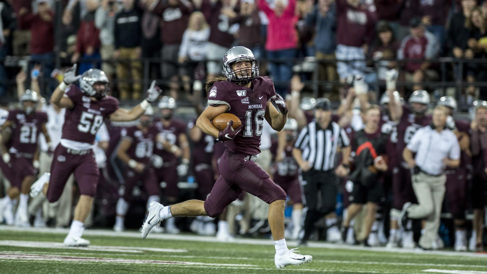 Louie-McGee named ROOT Sports Big Sky Player of the Week